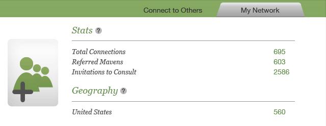Maven: Build Your Network