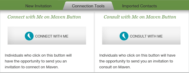 Maven: Connection Tools